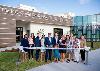 The Mastroianni Family Pediatric Emergency Department