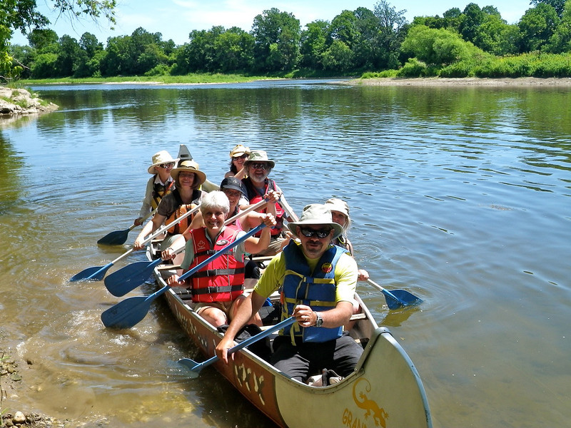 North Canoe Exec Meeting