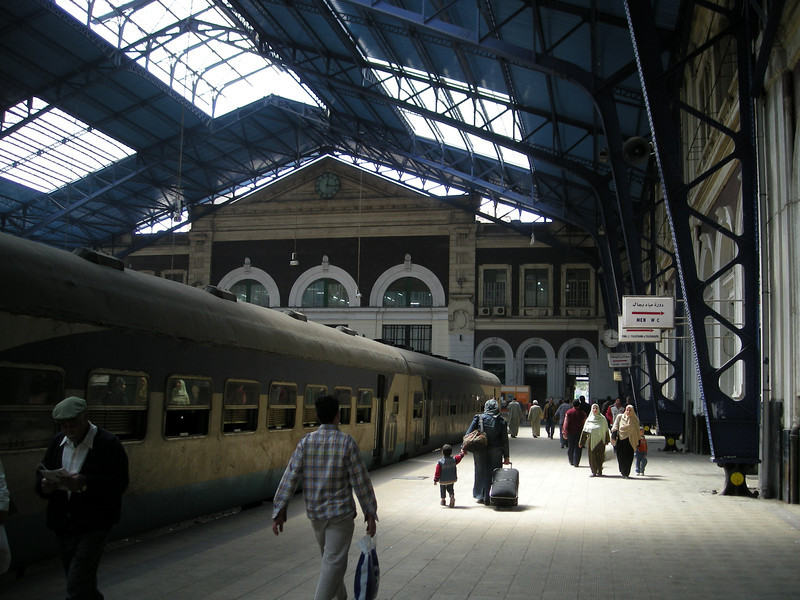 Train Station, Alexandria