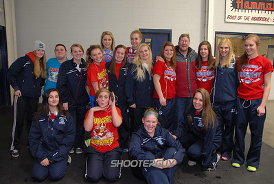 SHS Girls Varsity Hockey 2012/2013