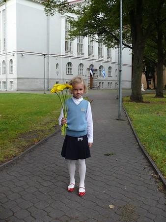 Emili I koolipäev