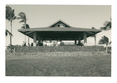 1991 Keehi Lagoon Canoe Competition Center  Dedication 12-20-1991