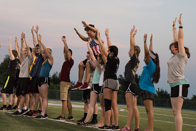 June Marching Camp