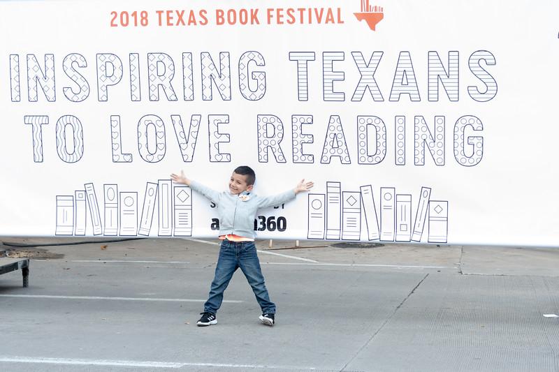 Texas Book Festival 2018