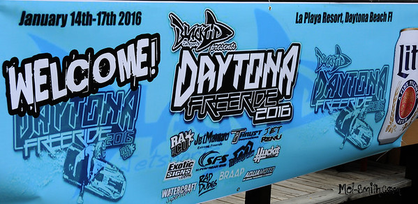 Daytona Freeride 2016  for Jet Renu