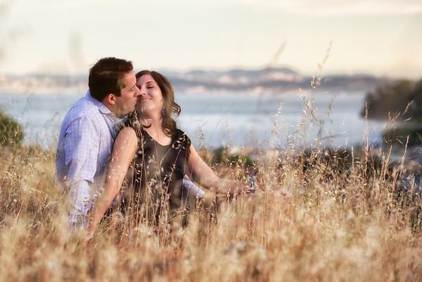 Julie & Andreas - Tiburon, CA.