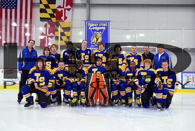 Thomas Stone Ice Hockey 2008-2009