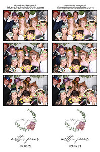 9/5/21 - Matt & Jenna Wedding