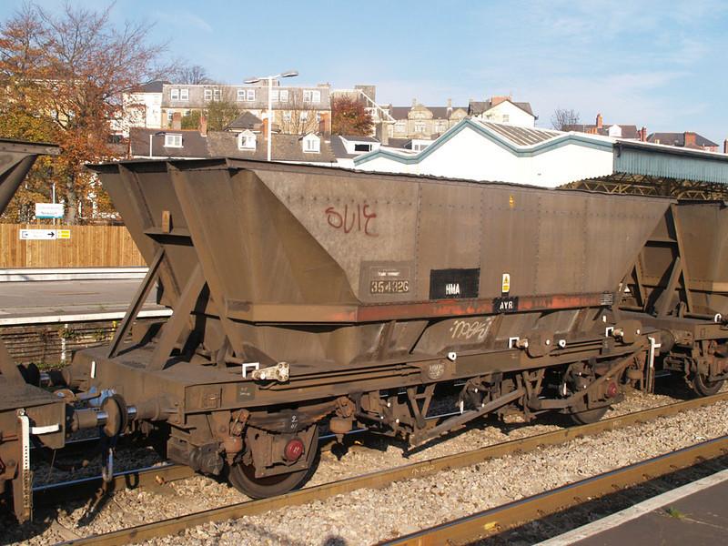HMA 354326 Newport 15/11/07