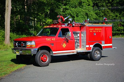 Apparatus Shoot - East Windsor #1 - 07/19/2020