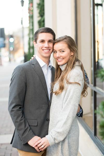 Engaged Couple Portraits