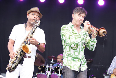 2013 Richmond Jazz Festival - BWB featuring: Rick Braun, Kirk Whalum, & Norman Brown 8-11-13