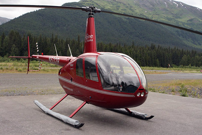 Alpine Air Helicopter Tour