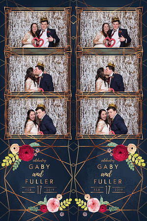 2-17-19 Gaby and Fuller