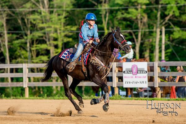 04. Cut Back, Horse  Jr. Rider