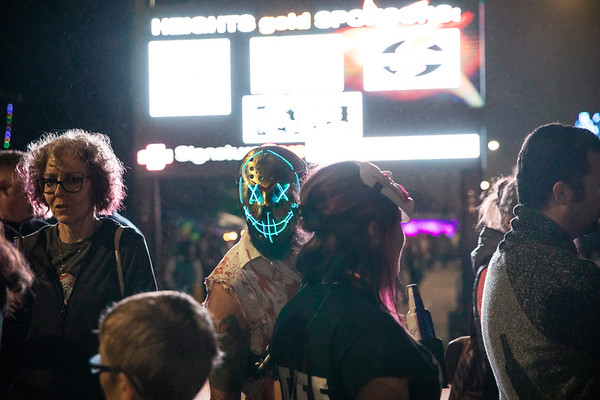 Houston Zombie Walk (feat. The Spazmatics)