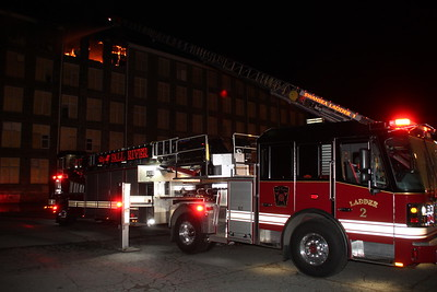 General Alarm Mill Fire 62 County St. Fall River, Ma. 1/13/20