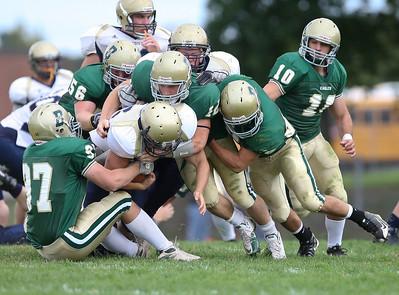 Brockport Golden Eagles v. College of New Jersey Lions 9-25-10