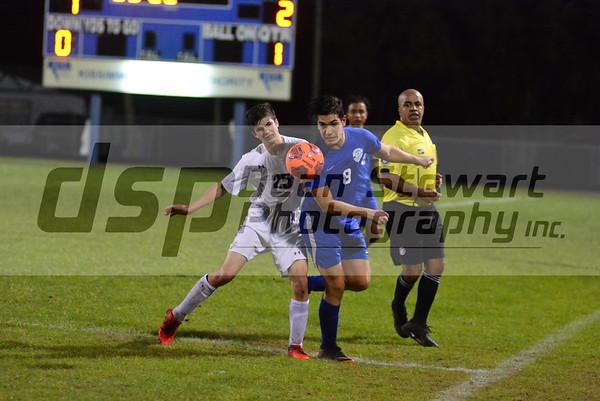 Boys Varsity Soccer vs Okeechobee 01*24*20