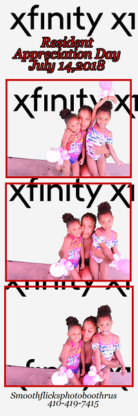 Xfinity Resident Appreciation Day The Commons @ White Marsh July 14,2018