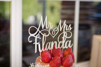Filanda Wedding - Reception