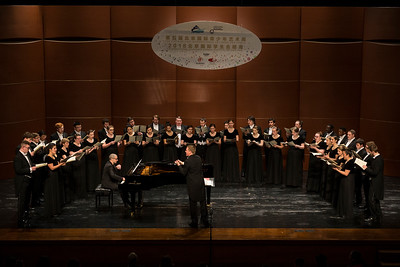 Westminster Choir Visits Beijing 2018