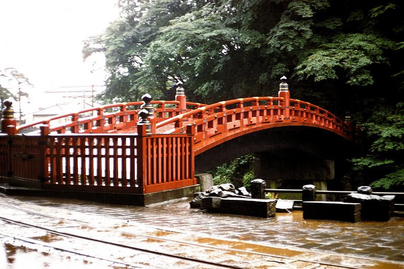 Niko royal bridge - Japan