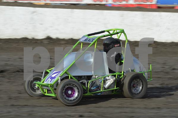 Bakersfield Speedway 2012
