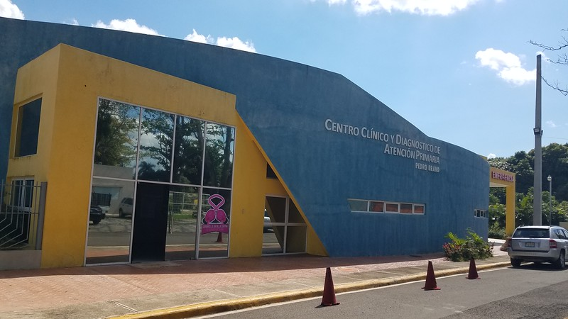 Centro Diagnóstico Pedro Brand