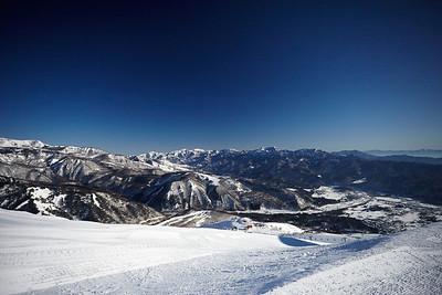 2014 Japan - Skiing