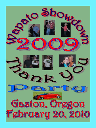 Wapato Thank You Party