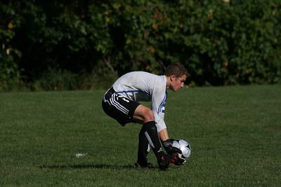 Varsity Soccer V. Stonington, 9/17/08 (W 2-1)