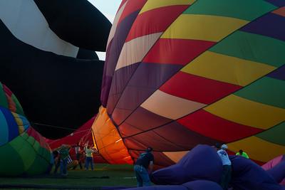 2011 Battle Creek Hot Air Balloon Festival