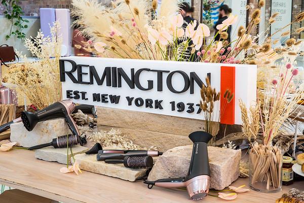 Stark Matthews Remington Blow Dry Master Class 27.09.2019