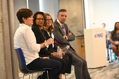 KPMG's ELIW: Resiliency Panel Event