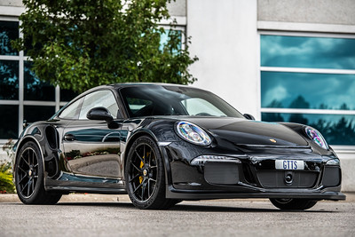 Porsche 911 Turbo GT3RS