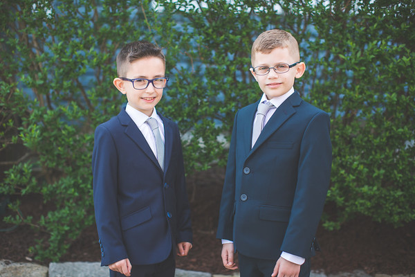 2018 EVENT  |  Ryan + Jason's Communion