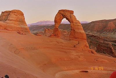 2005 - Southwest USA (Arizona & Utah)