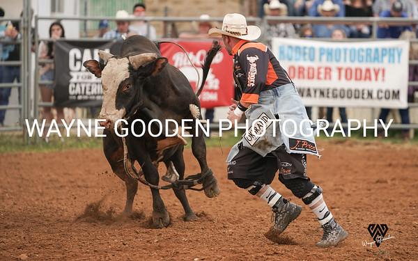 Cody Patton Bull Fighter