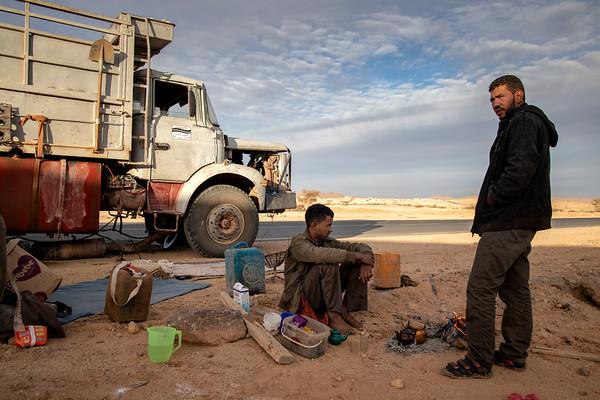 Algeria and the Sahara