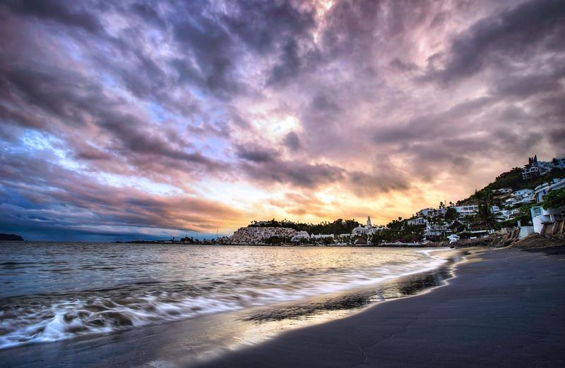 The Beach Color