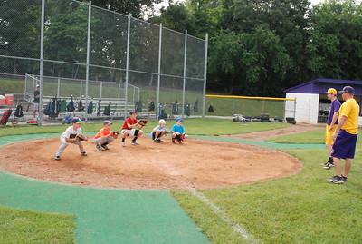 Baseball Camp Tuesday