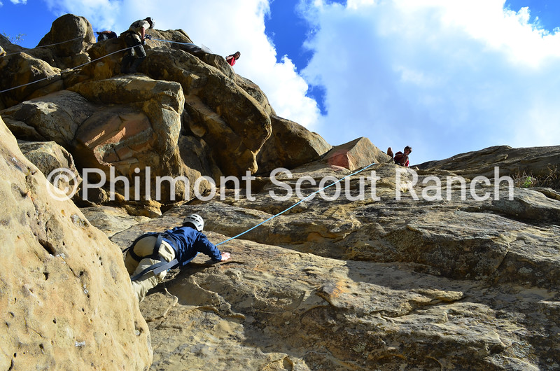 Scouts climb and repel on the cliff at Dean Cow.jpg