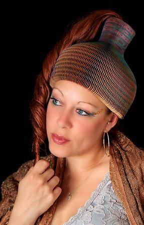 Jill's Paper Hats