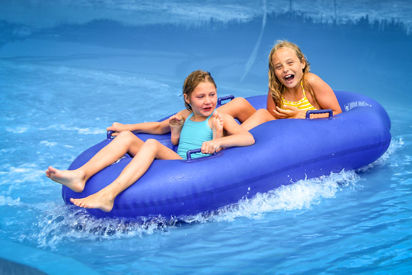 August 4: Whales Tale Waterpark
