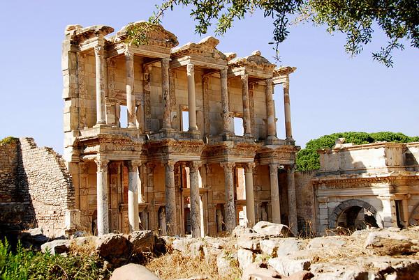 Ephesus Turkey 2007