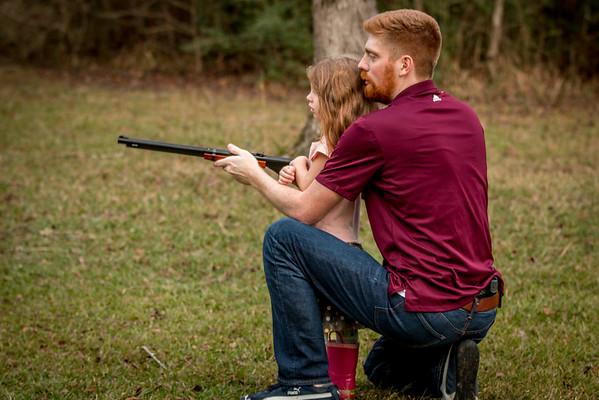 Luke & Noah 1/1/17 BB Gun