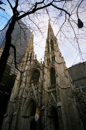 NY_St. Patrick Cathedral