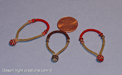 Miniature Hand Braided Bosals