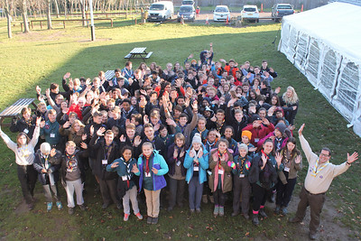 2019 World Scout Jamboree Selection Weekend  (November 2017)